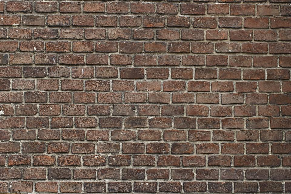 Wall Construction Materials : Brick wall architecture · free photo on pixabay