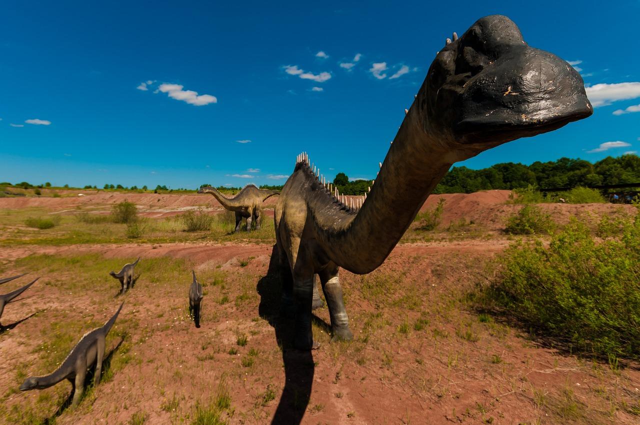 Dinosaure Sauropode