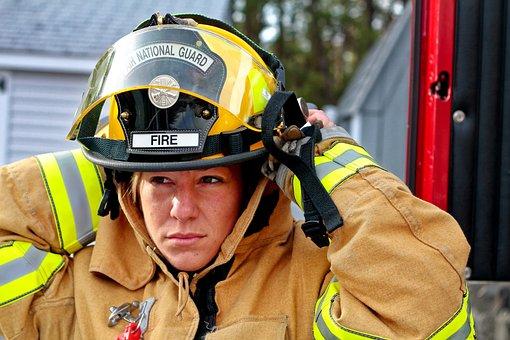 Lutador Mulher Do Fogo, Fire Fighter