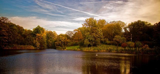 Photo gratuite automne paysage d 39 automne lac image - Photo d automne gratuite ...