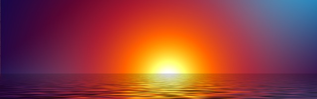banner header sunset 183 free image on pixabay