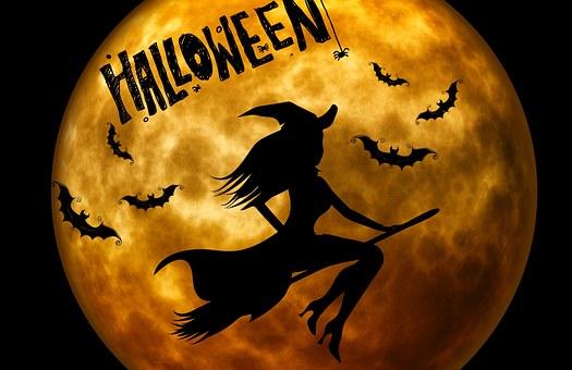 Halloween, Heksen, Underlig