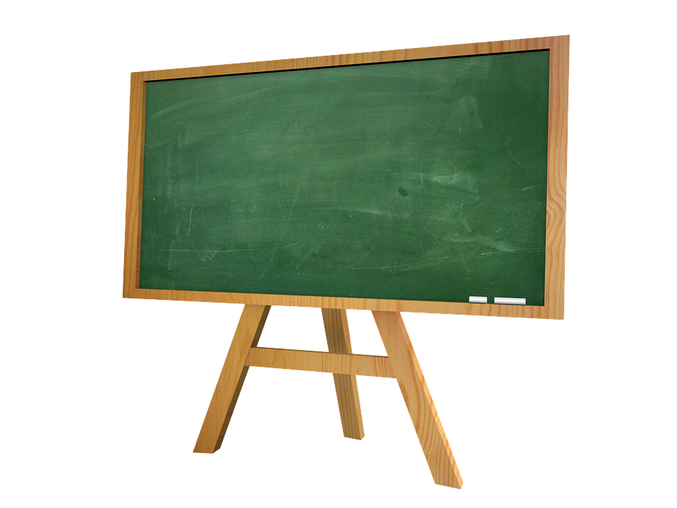 Blackboard Chalkboard Board · Free image on Pixabay