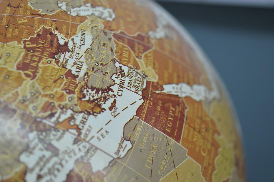 Globe map countries free photo on pixabay globe map countries earth global geography gumiabroncs Gallery