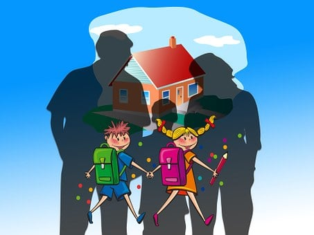 Family, Forward, House, Home