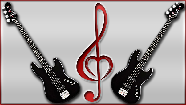 Fender Guitar Music Note