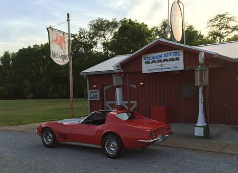 Corvette, Stingray, Sportscar