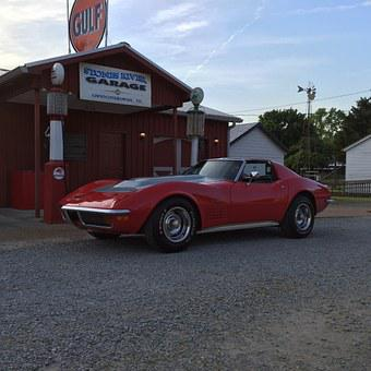 Stingray Corvette 72Corvette Sportscar Cor