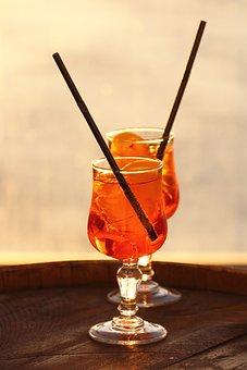 Cocktail, Zwei, Trinken, Drink