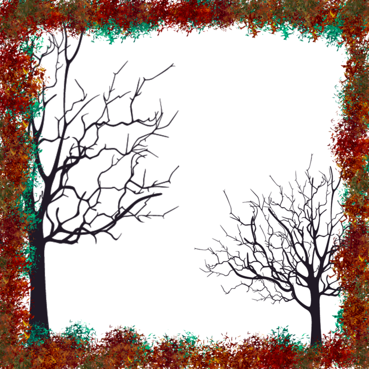 Frame Trees Autumn · Free image on Pixabay
