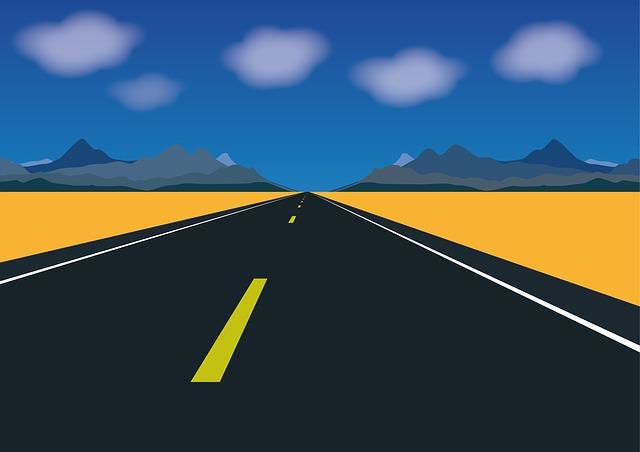 Expressway Road Mountains 183 Free Image On Pixabay