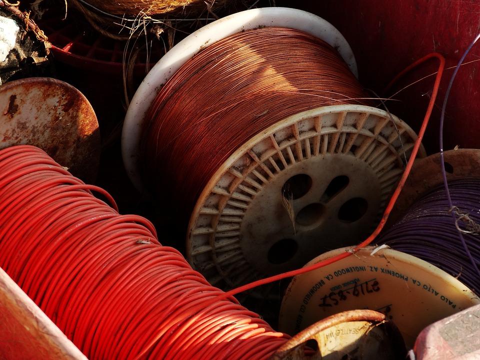 Draht Spule Kupfer · Kostenloses Foto auf Pixabay