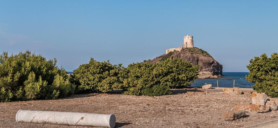 Fietsen op Sardinië