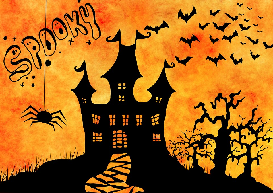 Castello Halloween.Halloween Weird Surreal Free Image On Pixabay