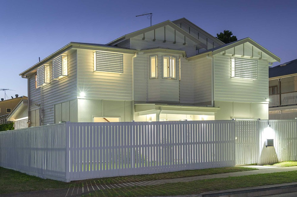 Home, Extension, Renovation, Wooden, White, New