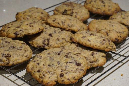 Cookies, Baking, Fresh, Homemade