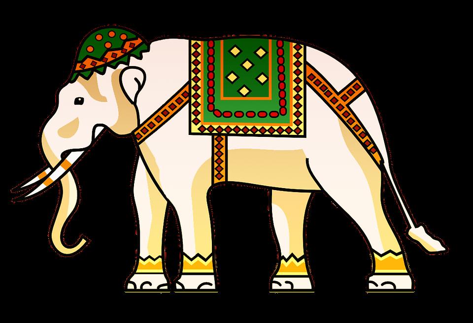 Elephant Indian Animal · Free image on Pixabay