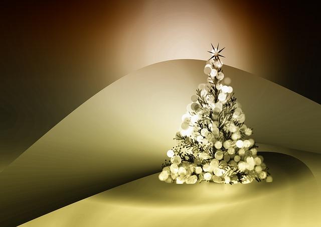 ed96bf99d3 Blahoželanie Vianočný Strom - Obrázok zdarma na Pixabay