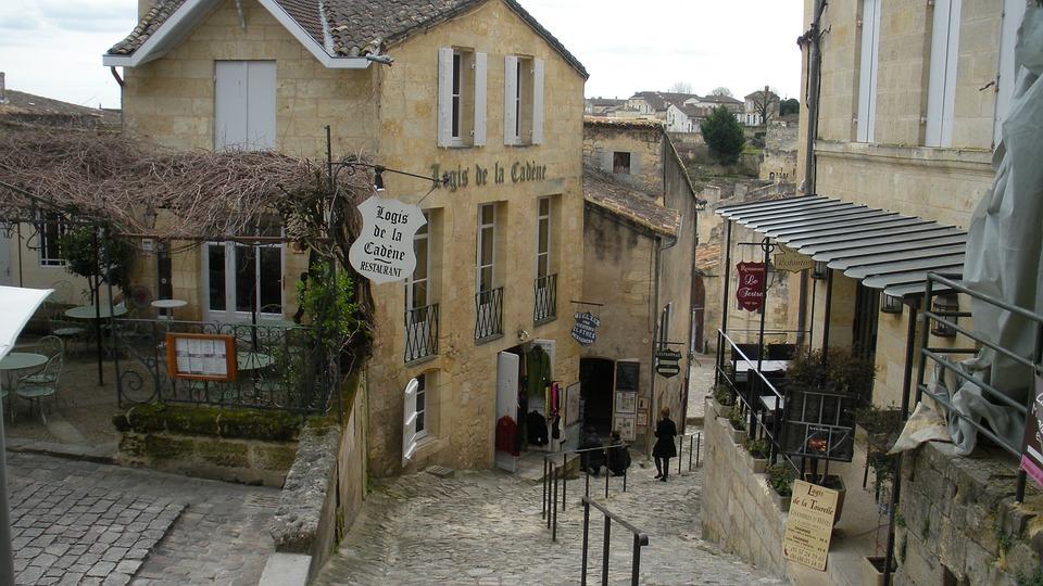 Saint Emilion Vineyard France 183 Free Photo On Pixabay