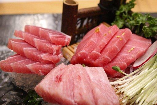 Time, Sushi, Tuna, Tuna, Tuna, Tuna