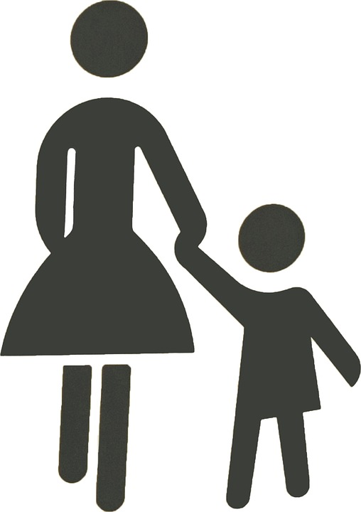 Free illustration: Mother, Child, Mother And Child - Free Image on ...