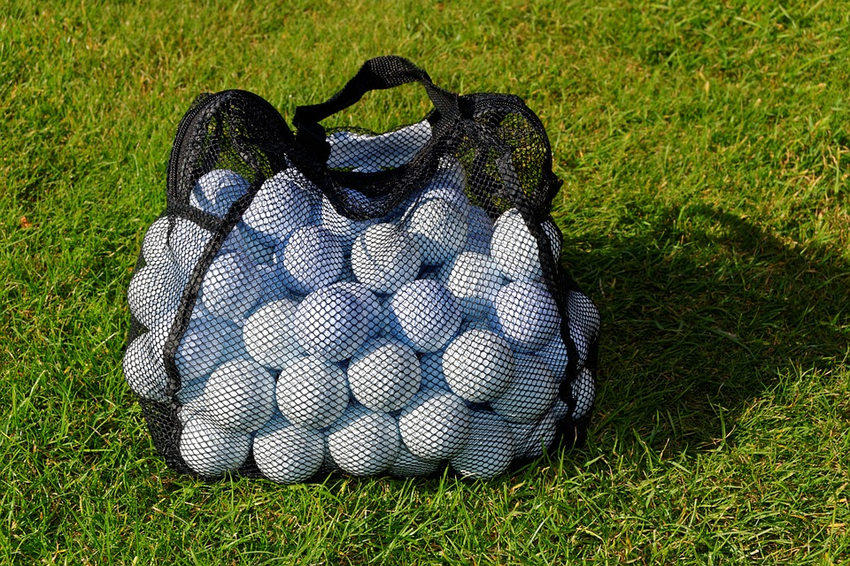 free photo  golf balls  practice balls  net - free image on pixabay