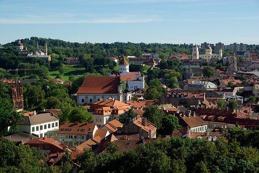 ЛитвÐ&deg, Вильнюс, Церкви