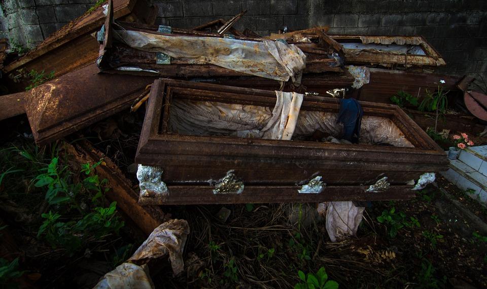 cercueil usage