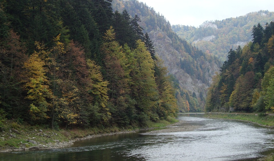 Free Photo Pieniny Poland Landscape Autumn Free