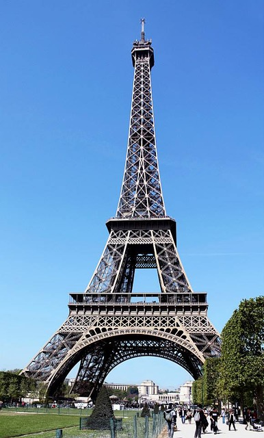 The Eiffel Tower France Paris Free Photo On Pixabay