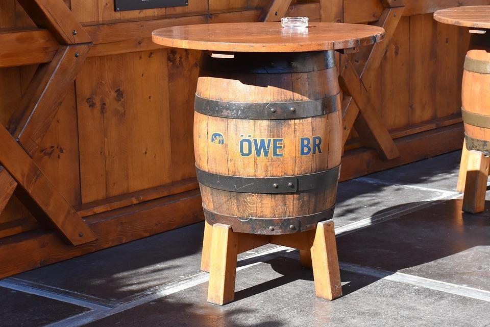 Table Baril fût de bière table baril · photo gratuite sur pixabay