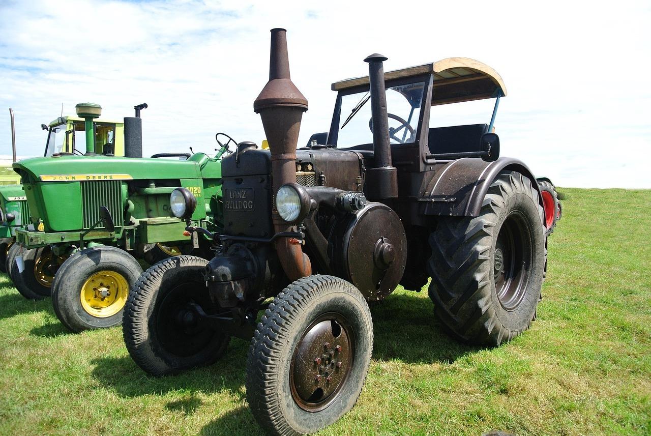 интересные трактора фото фотографий получилось много