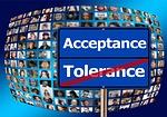 acceptance, tolerance, human
