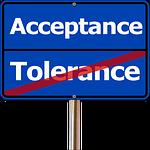 acceptance, tolerance