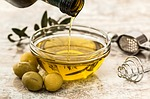 olive oil, salad dressing, cooking