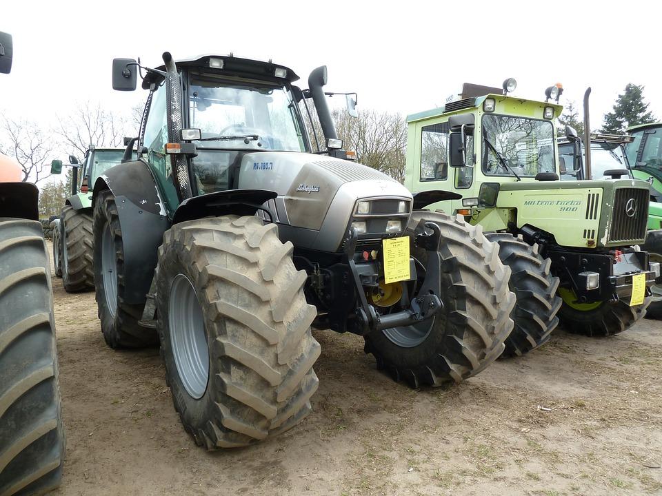 トラクター, ランボルギーニ, Landtechnik, 綱引き, 農業機械