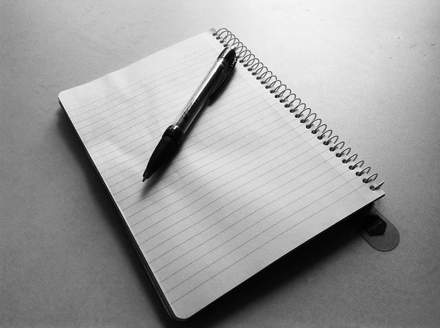 Pen And Paper · Free Photo On Pixabay