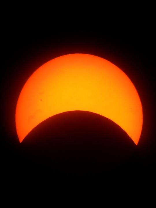 日食, 太陽, ムーン, 自然の光景, 地上の日食, ブラック アウト, 天体現象, 天文イベント