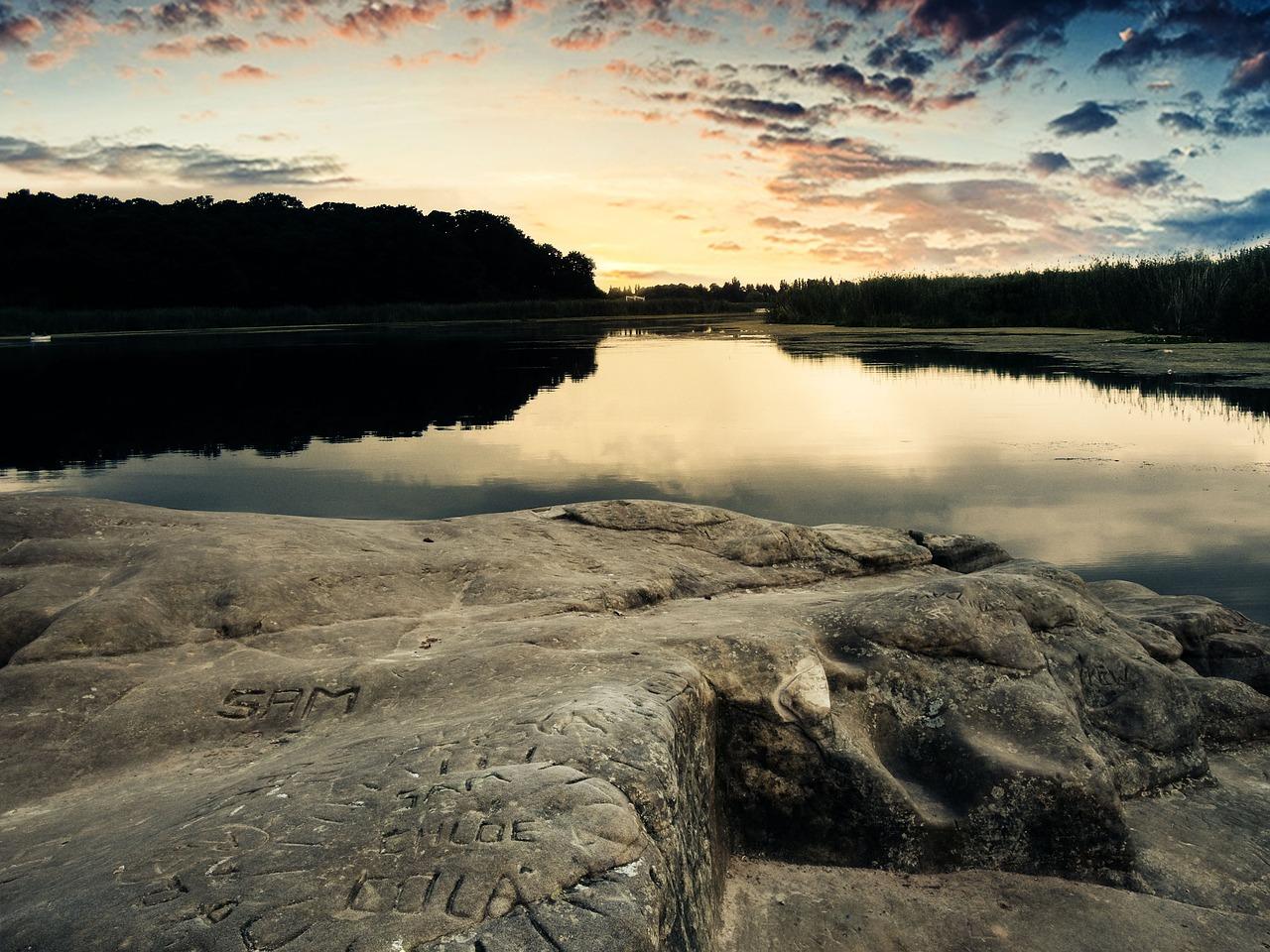 пейзажи на камнях фото пород голубоглазых