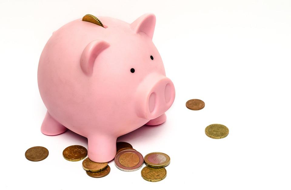 貯金箱, お金, 貯蓄, 金融, 経済, 成功, 現金, 会社, 銀行, 豚, 市場, 利益, 投資, 会計
