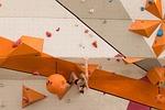 cliff, hanger, climbing
