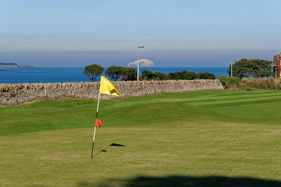 Látvány a golf számára