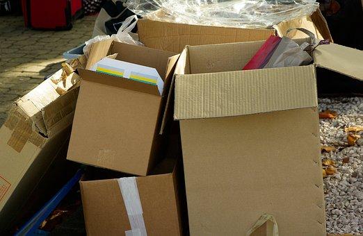 Cartons, Packaging, Package, Packaging