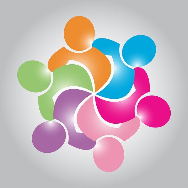 Gratis Illustratie Cirkel Eenheid Kleuren Kunsten