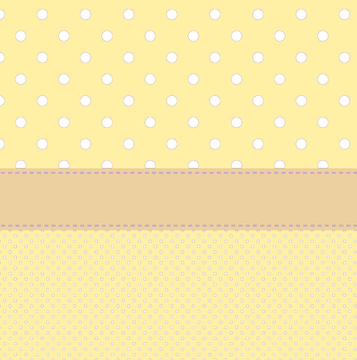 オレンジ ポルカ ドット pixabayの無料画像