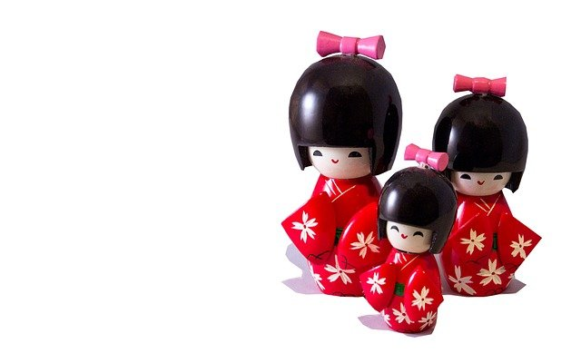Free Photo Japanese Dolls Cut Out Japanese Free Image