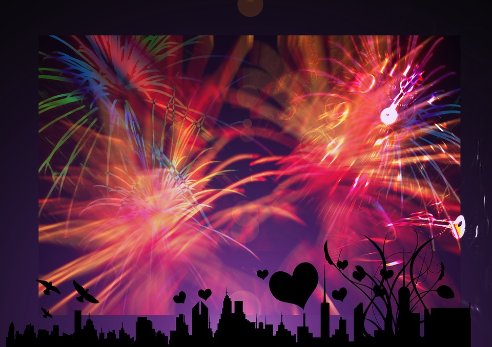 New YearS Day Wallpaper Free Image On Pixabay 972298