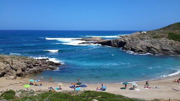 Beach, Sea, Summer, Sardinia