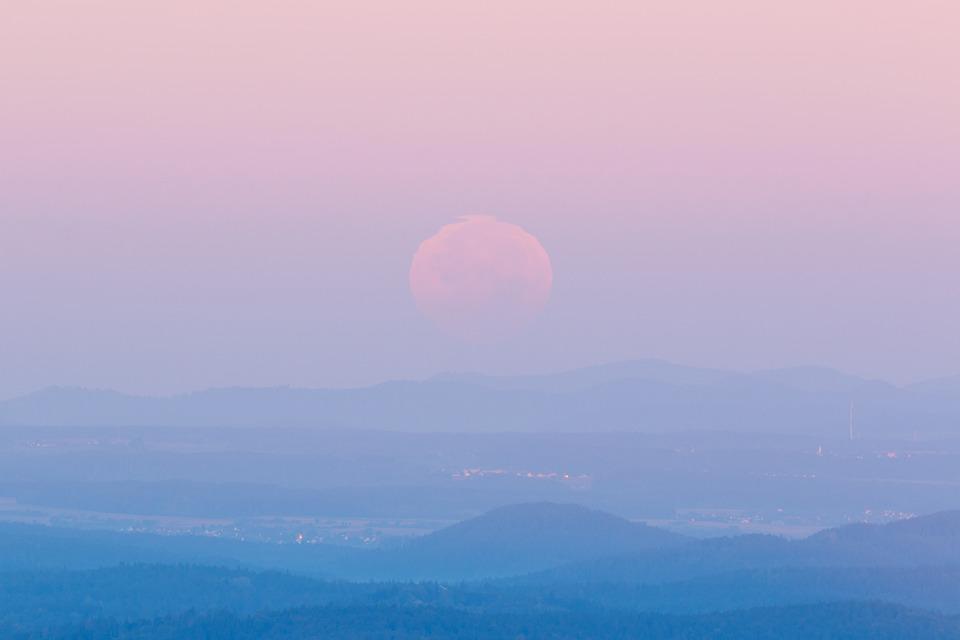 ��� �� �� ���� �� ��� ��� moonset ���� pixabay�� ��� �����