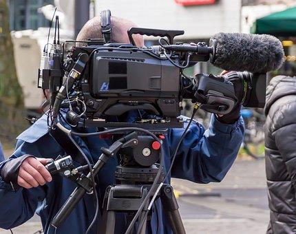 カメラ, フィルム カメラ, 映画, 録画, テレビを見て, 撮影監督
